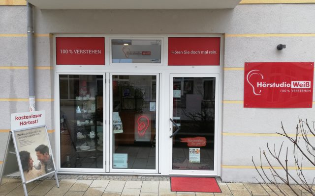 Hörstudio Weiß im Herzen von Gilching